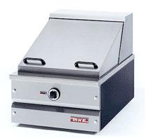 Réchaud à vapeur Hot-Dog 120v