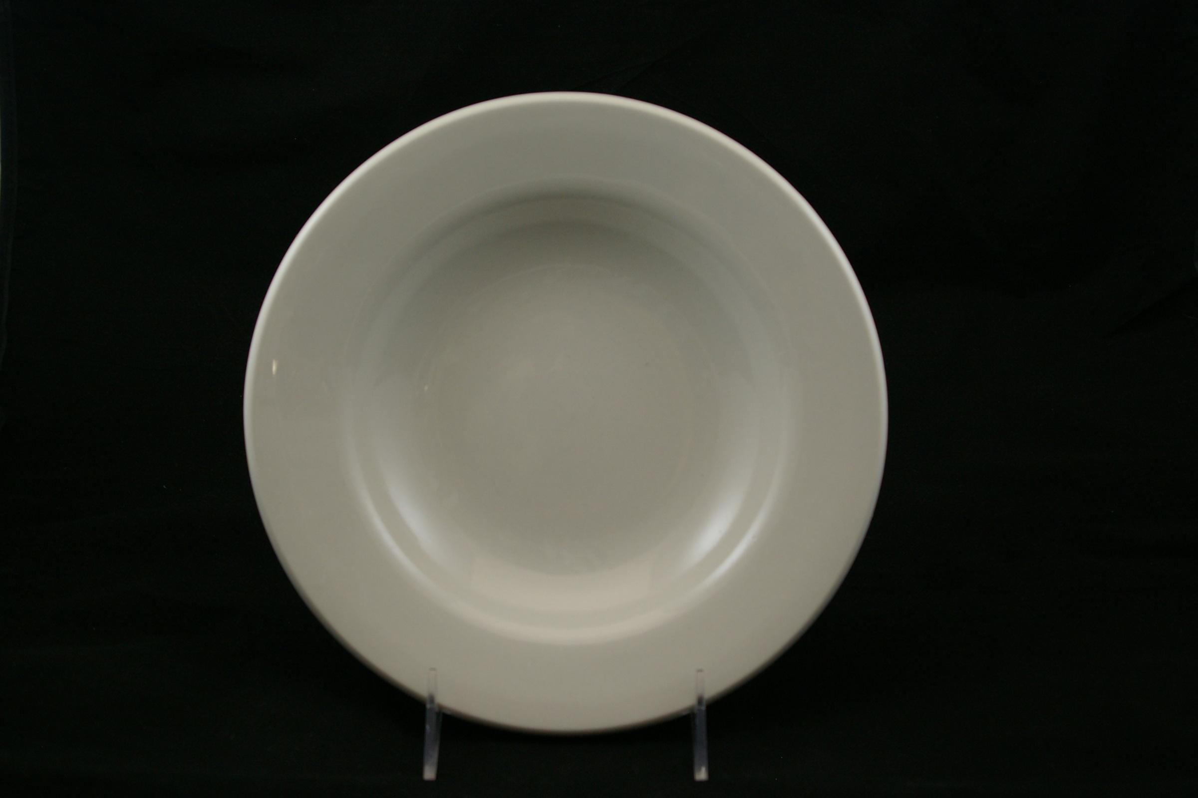 Assiette à soupe 9 oz